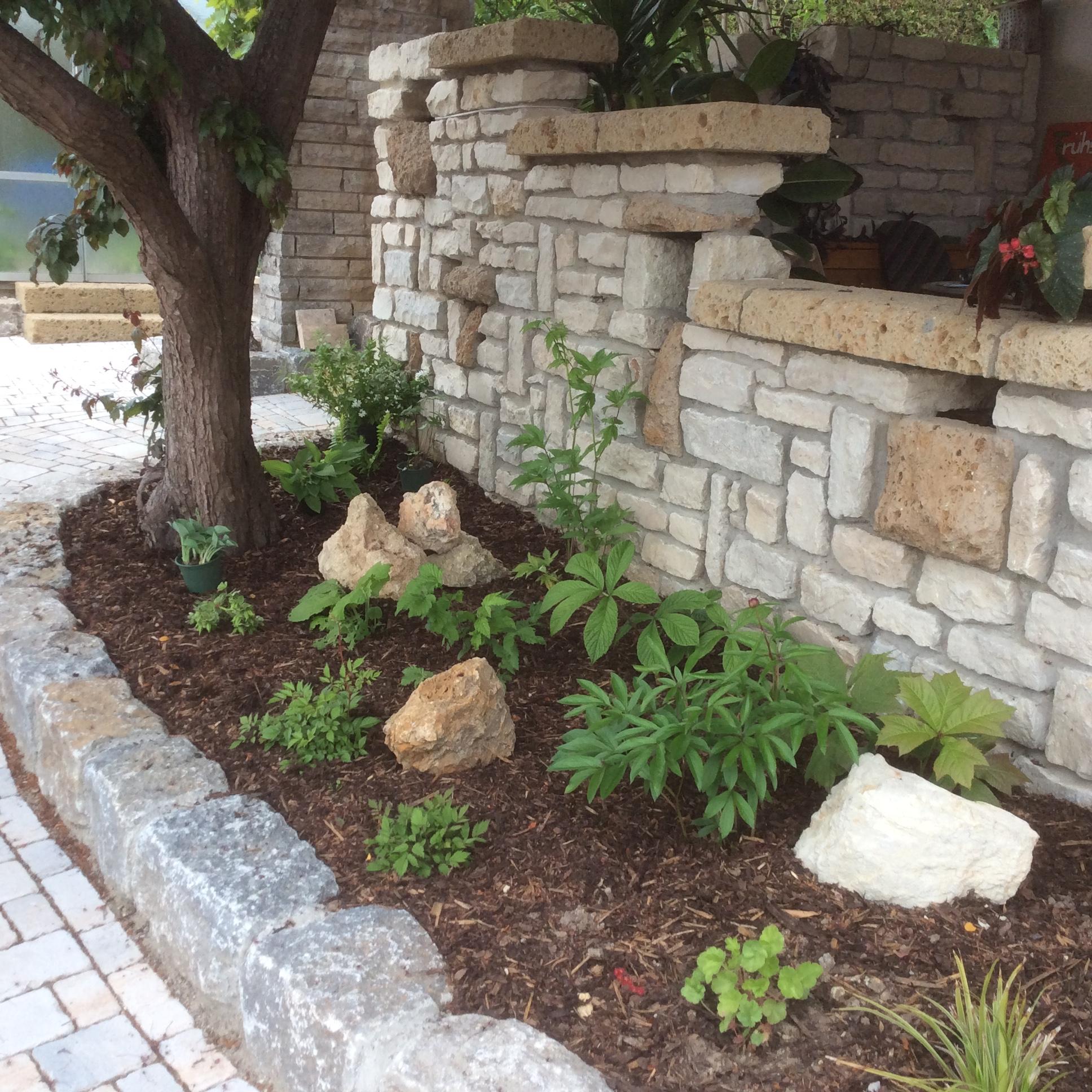 Natursteinmauer 5