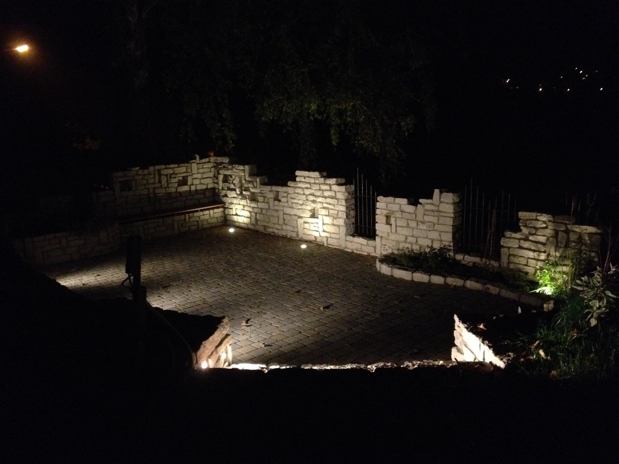 Natursteinmauer 7